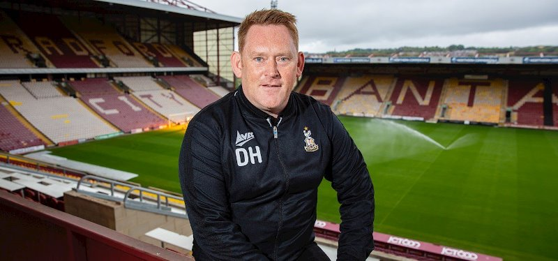 David Hopkin Appointed Manager