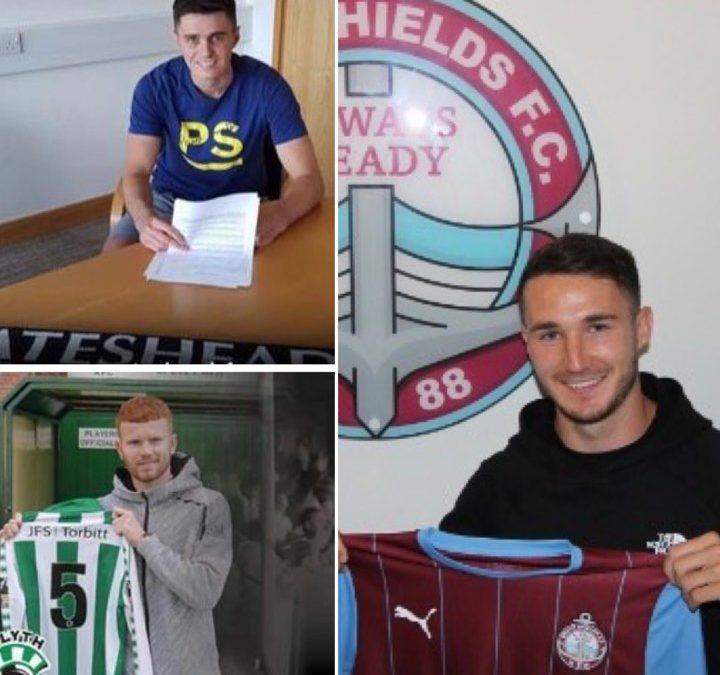 Players Sign Non League Deals