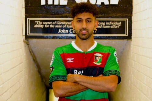 Nasseri Joins The NIFL